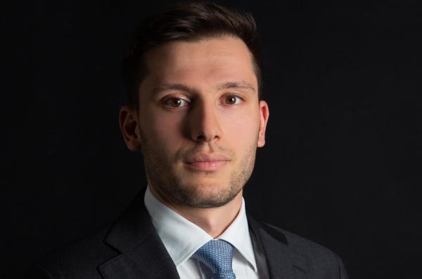 Luca Belloni, MLaw