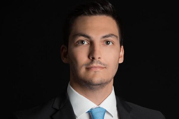 Luca Guggiari, MLaw